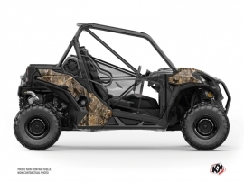 Can Am Maverick Sport UTV Camo Graphic Kit Colors
