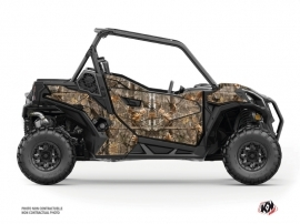 Can Am Maverick Trail With Doors UTV Camo Graphic Kit Colors