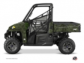 Polaris Ranger 900 UTV Camo Graphic Kit Green