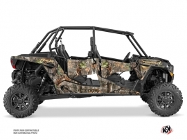 Polaris RZR 1000 Turbo 4 doors UTV Camo Graphic Kit Colors