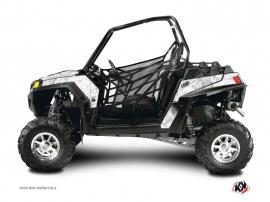Kit Déco SSV Camo Polaris RZR 170 Blanc