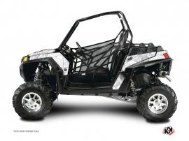 Kit Déco SSV Camo Polaris RZR 570 Blanc