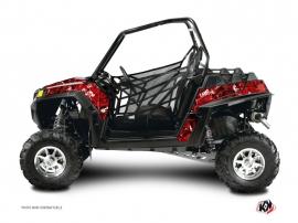 Kit Déco SSV Camo Polaris RZR 570 Rouge