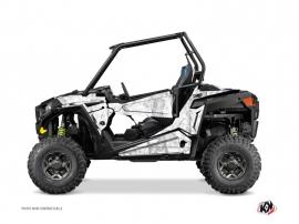 Kit Déco SSV Camo Polaris RZR 900 Blanc