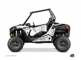Kit Déco SSV CAMO Polaris RZR 900 S Blanc
