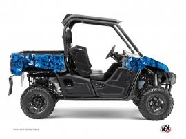 Kit Déco SSV Camo Yamaha Viking Bleu