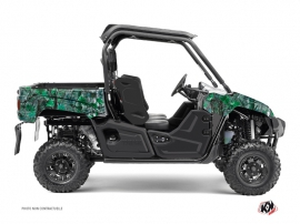 Yamaha Viking UTV Camo Graphic Kit Green