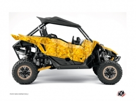 Kit Déco SSV Camo Yamaha YXZ 1000 R Jaune