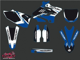 Yamaha 250 YZ Dirt Bike Chrono Graphic Kit