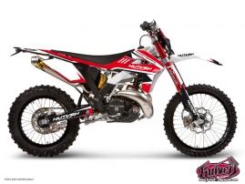 Kit Déco Moto Cross Chrono Gasgas 125 EC