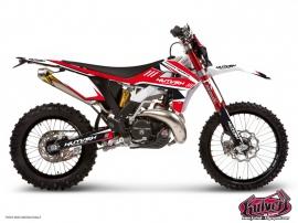 Kit Déco Moto Cross Chrono Gasgas 250 ECF