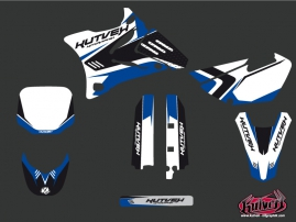 Yamaha 85 YZ Dirt Bike Chrono Graphic Kit