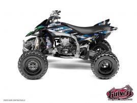 Kit Déco Quad Yamaha 450 YFZ-R Clément Jay - 2010