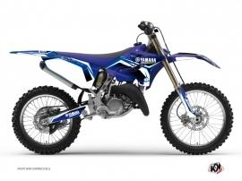 Yamaha 250 YZ Dirt Bike Concept Graphic Kit Blue