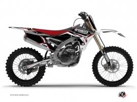 Kit Déco Moto Cross Concept Yamaha 250 YZF Rouge