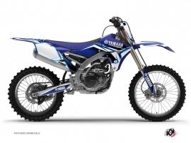 Kit Déco Moto Cross Concept Yamaha 450 YZF Bleu
