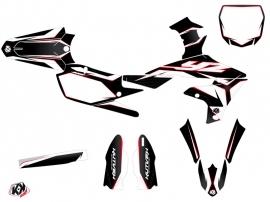 Yamaha 450 YZF Dirt Bike Concept Graphic Kit Red