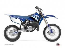 Kit Déco Moto Cross Concept Yamaha 85 YZ Bleu