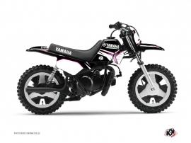 Kit Déco Moto Cross Concept Yamaha PW 50 Rose