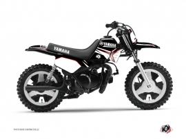 Kit Déco Moto Cross Concept Yamaha PW 50 Rouge