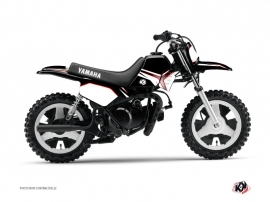 Kit Déco Moto Cross Concept Yamaha PW 50 Rouge