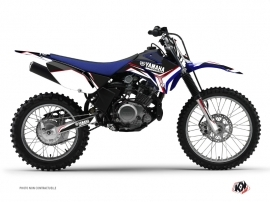 Kit Déco Moto Cross Concept Yamaha TTR 125 Rouge