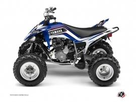 Kit Déco Quad Corporate Yamaha 250 Raptor Bleu