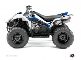 Kit Déco Quad Corporate Yamaha 350-450 Wolverine Bleu