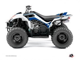 Yamaha 350-450 Wolverine ATV Corporate Graphic Kit Blue
