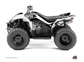 Kit Déco Quad Corporate Yamaha 350-450 Wolverine Noir