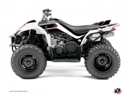 Yamaha 350-450 Wolverine ATV Corporate Graphic Kit Black