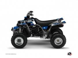 Kit Déco Quad Corporate Yamaha Banshee Bleu