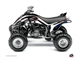 Kit Déco Quad Corporate Yamaha 350 Raptor Noir