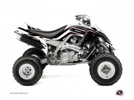 Kit Déco Quad Corporate Yamaha 660 Raptor Noir