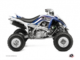 Kit Déco Quad Corporate Yamaha 700 Raptor Bleu