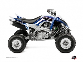 Kit Déco Quad Corporate Yamaha 700 Raptor Bleu