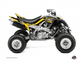 Kit Déco Quad Corporate Yamaha 700 Raptor Jaune 60th Anniversary
