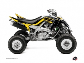 Kit Déco Quad Corporate Yamaha 700 Raptor Jaune 60th Anniversary