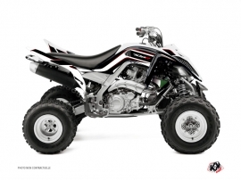 Kit Déco Quad Corporate Yamaha 700 Raptor Noir