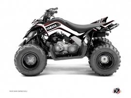 Kit Déco Quad Corporate Yamaha 90 Raptor Noir