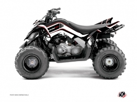 Kit Déco Quad Corporate Yamaha 90 Raptor Noir