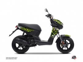 Kit Déco Scooter Cosmic MBK Stunt Vert