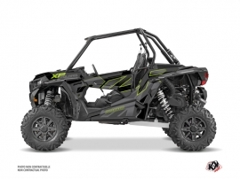 Polaris RZR 1000 Turbo UTV Cruiser Graphic Kit Neon Grey