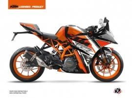 Kit Déco Moto Crux KTM 390 RC Orange