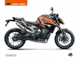 KTM Duke 790 Street Bike Crux Graphic Kit Orange