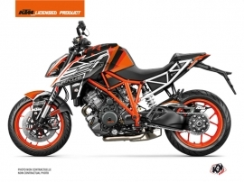 KTM Super Duke 1290 Street Bike Crux Graphic Kit Orange