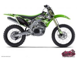 Kit Déco Moto Cross Demon Kawasaki 125 KX