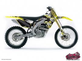 Kit Déco Moto Cross Demon Suzuki 250 RM