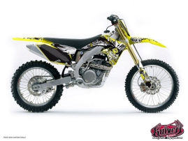 Kit Déco Moto Cross Demon Suzuki 250 RMZ