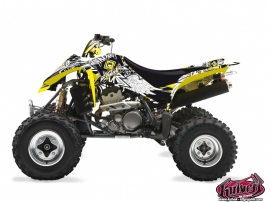 Suzuki 400 LTZ ATV Demon Graphic Kit
